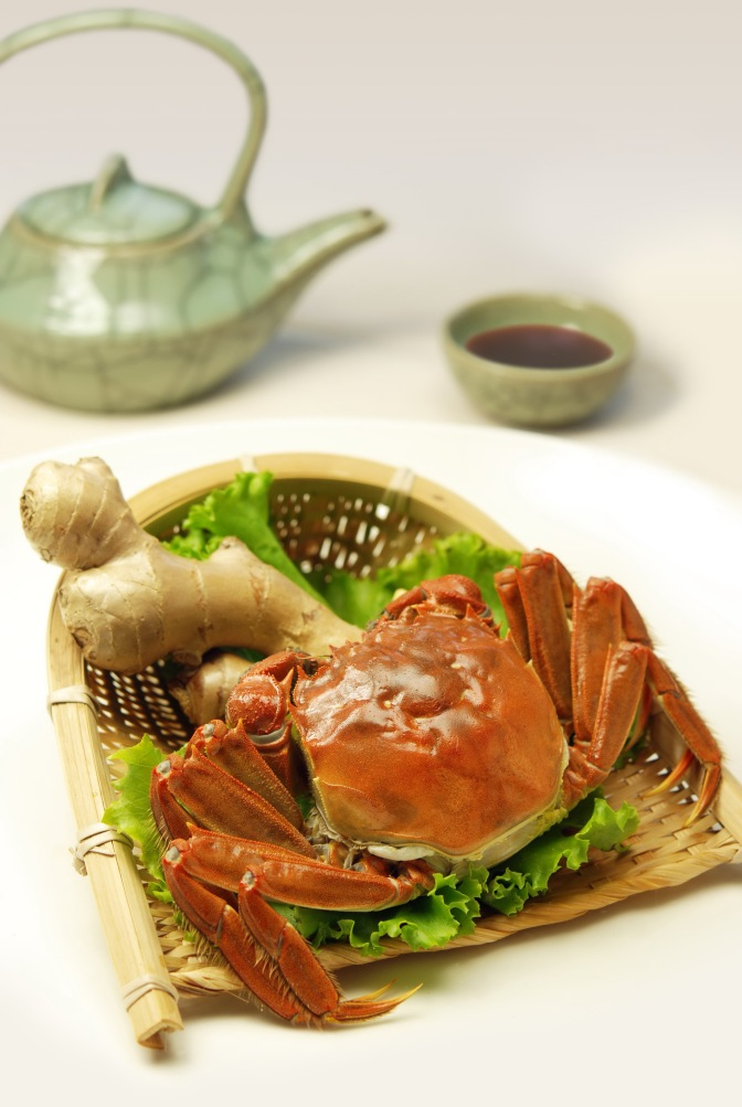 理想大地大閘蟹腴肥上桌