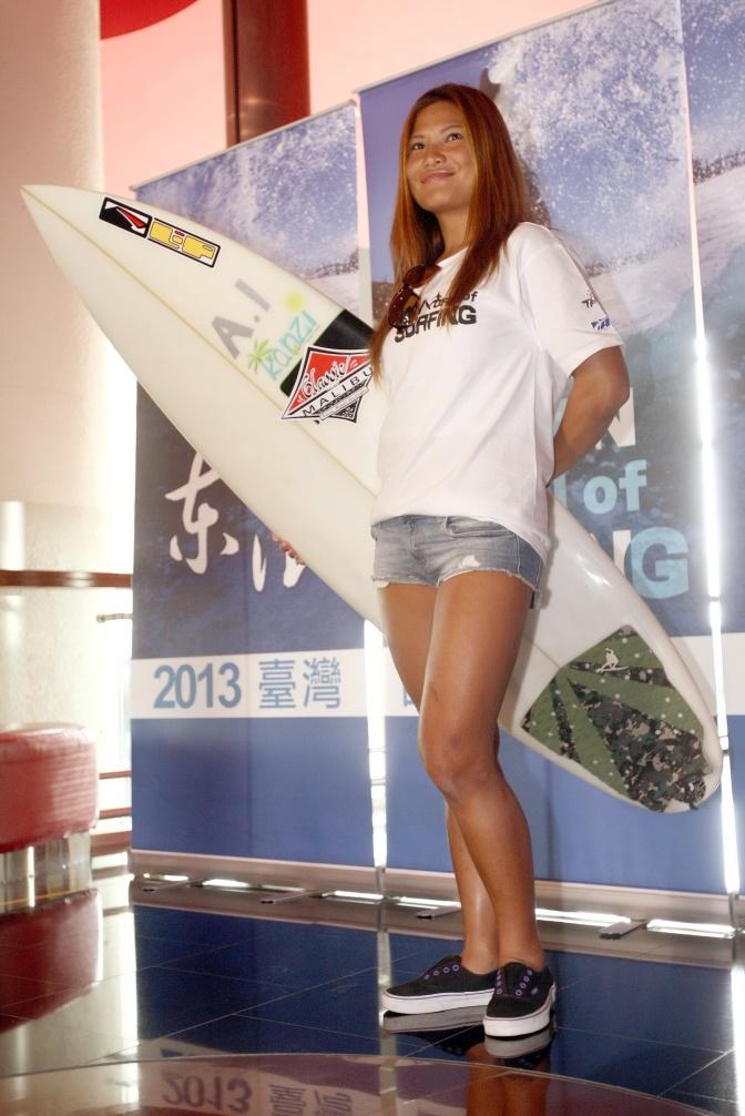 國際衝浪賽11月臺東金樽登場