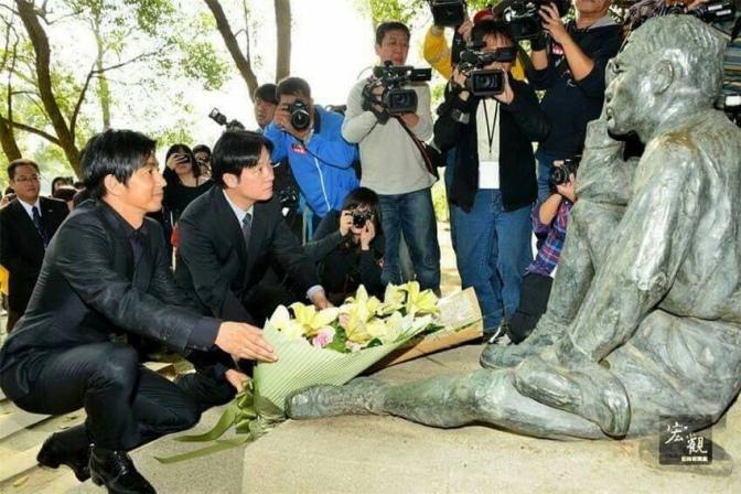 皇民黨執政,台灣已成日本的禁臠?